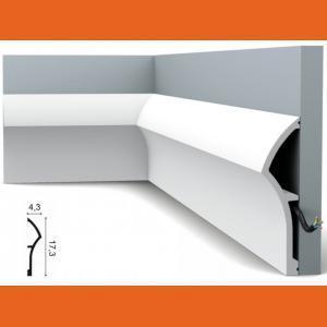 SX167 OracDecor Listwa Podłogowa