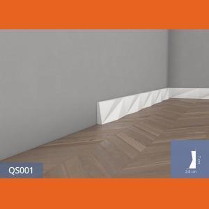 QS001 Mardom Decor Listwa Podłogowa