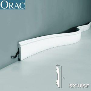 SX165F OracDecor Listwa Podłogowa